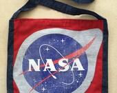 NASA tshirt bag