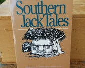 Southern Jack Tales By Donald Davis / Tales from the Southern Appalachian Mountains / Paperback Book