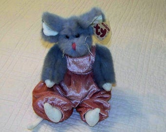 """Colby The 11"""" Ty Attic Treasure Mouse"""