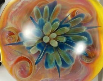 Four petal flower