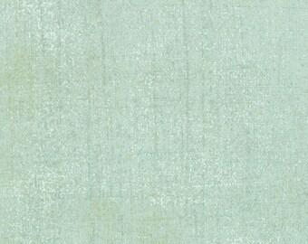 Grunge Basics in Mint Green by Basic Grey for Moda Fabrics 1/2 Yard