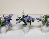 lilacs in miniature