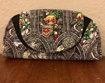 Zelda wallet, cleo every day wallet, nerd wallet, Zelda, Legend of Zelda, Custom wallet, gift, nerd gift, wallet
