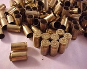 50 Brass Shell Casings Winchester 9mm Luger/ Jewelry Making / Mixed Media Art / Jewelry Supply / Art Supply