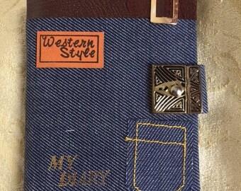 Unused 1960s Diary