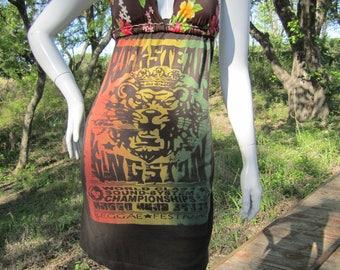 Rocksteady t shirt bikini dress