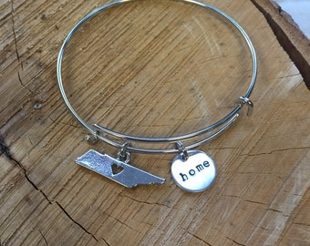 The Roberta Bracelet - Tennessee Home Bracelet