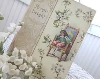 Vintage Book * Booklet * Victorian * Antique * c1900 * Dogwood Magnolia Blossoms