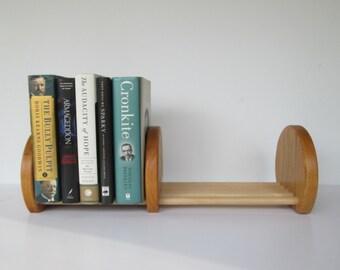 Sliding Wood Book Ends