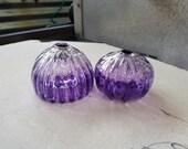 Blown Glass Sea Urchin Sh...