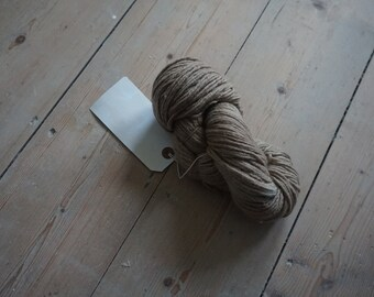 Naturally dyed Aran BFL(bluefaced leicester) British yarn