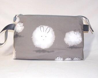 Dust Bunnies Tall Mia Bag - Premium Fabric