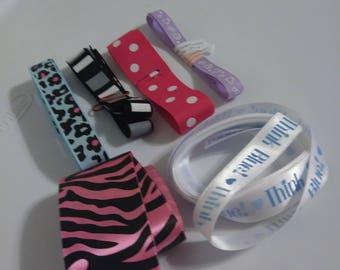 DESTASH, Ribbon, Supplies, Notions, Hair Accessory Supplies, Bow Making Supplies, Card Making Supplies,