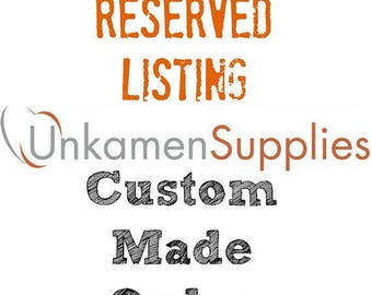 Custom Handmade Supplies