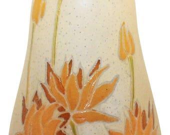 Roseville Pottery Fujiyama Vase 979-7