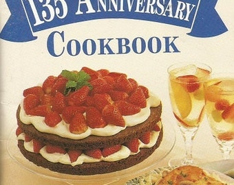 "Vintage Best Recipes ""Borden 135th Anniversary Cookbook"""