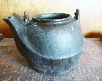 Cast Iron Tea Kettle - Tea Pot Ole Set'ler Kettle