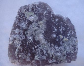 Fluorite #14, Reiki, Cord Cutting, Crown Chakra, Focus, Harmony, Grounding