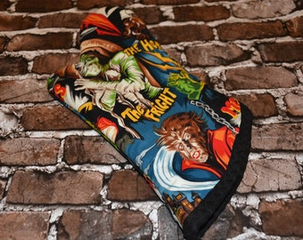 Movie Monster Oven Mitt