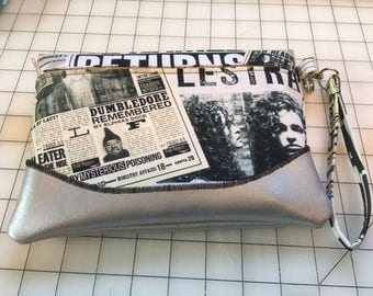 Harry Potter Clutch Purse