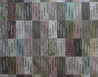 Whisper by Janine Burke - Modern quilt Pattern from Design's by JB