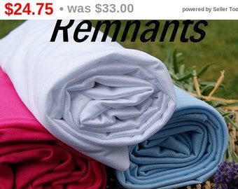 Extra 25% off Mix and Match Cloth Diapers or Pads Bamboo Velour Fabric Remnants No 6