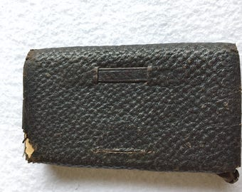 Civil War Era Wallet Mid-Victorian
