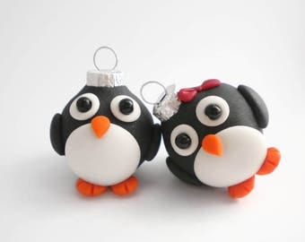 Penguin Mini Ornaments