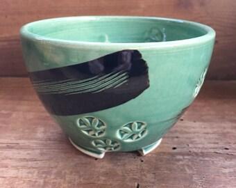 Bowl, pottery bowl, rice bowl, clay bowl