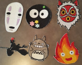 Ghibli Patches