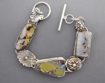 Three Pastel Opals