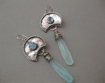 Blue Sky Forever Earrings