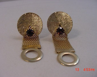 Vintage Wrap Around Cuff Links  17 - 316