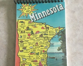 Blank Travel Journal