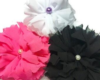 Baby headband - newborn headband - baby bow headband - baby bows - baby bow - bow headband - baby girl headband - infant headband - baby