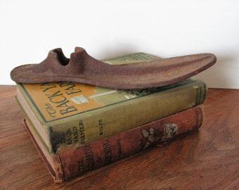 Metal Shoe Form, Cobblers Tool