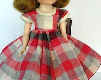 Vintage Original Miss Ginger Doll Dress