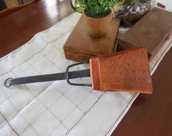 Vintage Brass Coal Shovel