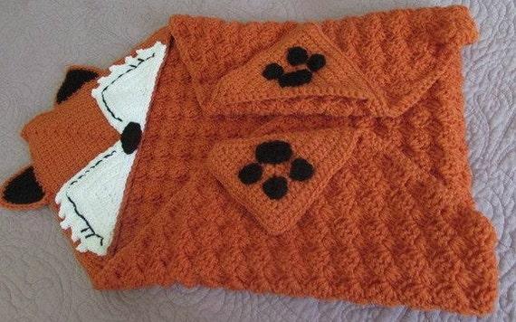 Fox Blanket /rush
