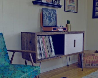 The Large Record Cabinet