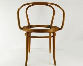 Vintage Stendig Thonet Bentwood Arm Chair Frame Only for restoration/rebuild