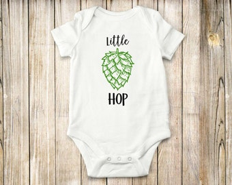 Little Hop, Onesie, shirt, baby clothing, brewing, bodysuit
