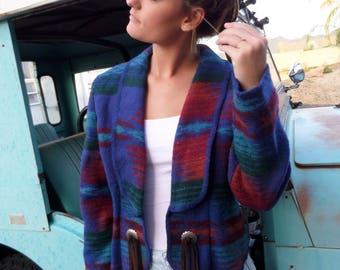 Vintage Woolrich SOUTHWESTERN Jacket, size Large