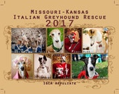 2017 Missouri/Kansas IG Rescue Calendar