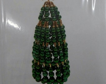 211-42 Safety Pin Christmas Tree