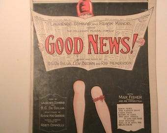 Sheet Music for Good News!