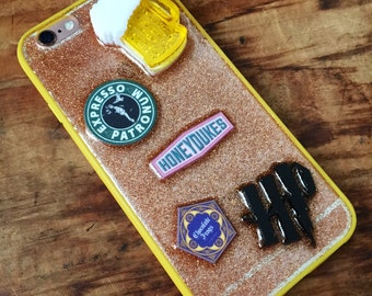 Harry Potter inspired iPhone 6/6s case