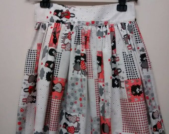 Gothic Lolita Skirt, Pin Up, Kawaii