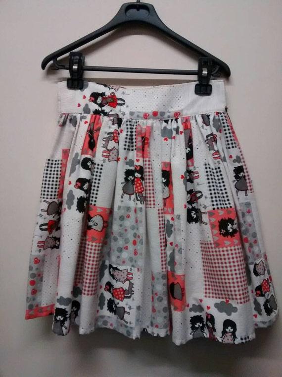 Casual Lolita Skirt