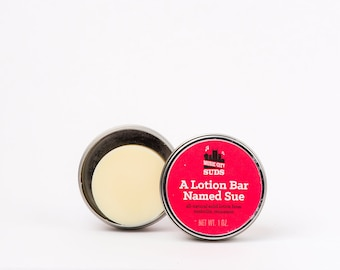 A Lotion Bar Named Sue - Solid Lotion Bar